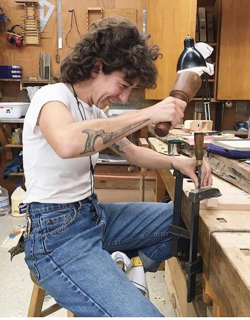 Ep 41: Sarah Watlington + Fine Furniture Maker Extraordinaire!