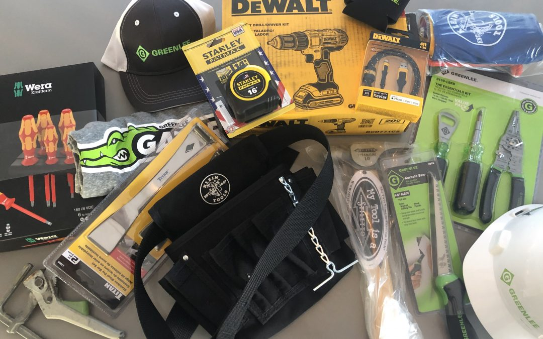 Ep 51: TOOL GIVEAWAY! + Surprise Co-Host