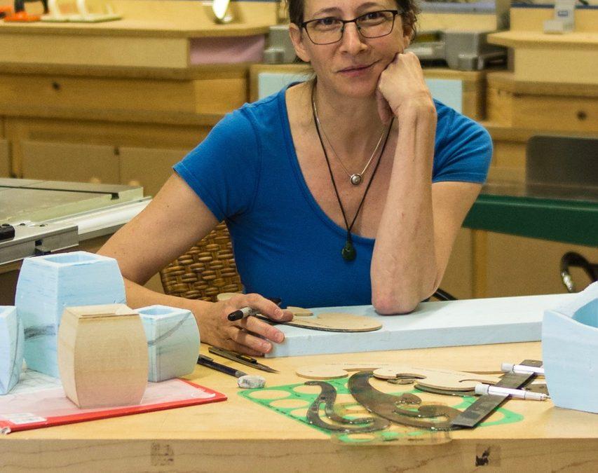 Episode 56: From Chemist to Furniture Maker + Kelly Parker